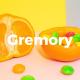 Gremory Google Slide PPTX Presentation Template - GraphicRiver Item for Sale