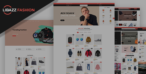 Download Libazz – The Fashionable eCommerce Store Nulled