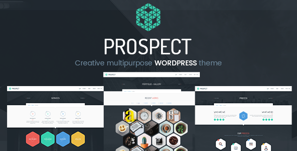 Prospect - Creative Multipurpose WordPress Theme