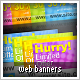 *20 WEB BANNERS ~ 5 Sizes* - GraphicRiver Item for Sale