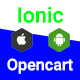 Opencart mobile app ionic with source code and opencart module for iOS and android - CodeCanyon Item for Sale