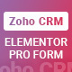 Elementor Pro Form Widget - Zoho CRM - Integration - CodeCanyon Item for Sale