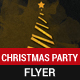 Christmas Eve Party Flyer - GraphicRiver Item for Sale
