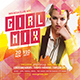 Girl Mix Flyer - GraphicRiver Item for Sale