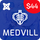 Medvill - Medical Joomla Template - ThemeForest Item for Sale
