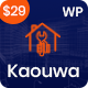 Kaouwa - WordPress Construction Building Theme - ThemeForest Item for Sale