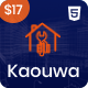 Kaouwa - Construction & Building HTML Template - ThemeForest Item for Sale