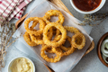 Depp Fried Onion Rings - PhotoDune Item for Sale