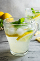 Ice Lemonade with mint - PhotoDune Item for Sale