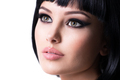 Beautiful brunette woman with fashion makeup. - PhotoDune Item for Sale
