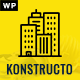 Konstructo - Construction and Architecture WordPress Theme - ThemeForest Item for Sale