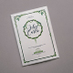 Floral Wedding Invitations - GraphicRiver Item for Sale