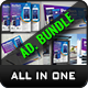 Mobile App Advertising Bundle - GraphicRiver Item for Sale