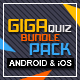Giga Quiz Bundle Pack - Android & iOS [ 12x Apps - 2020 Edition ] - CodeCanyon Item for Sale