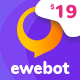 Ewebot - SEO Digital Marketing Agency - ThemeForest Item for Sale