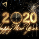 Glamorous New Year Countdown Clock 2020 - VideoHive Item for Sale