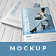 Book & Magazine Mockup - GraphicRiver Item for Sale
