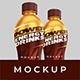 Sport Bottle - Energy Drink Mockup - GraphicRiver Item for Sale
