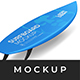 Glossy Surfboard Mockup - GraphicRiver Item for Sale