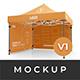 Display Tent Mockup - GraphicRiver Item for Sale
