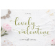 Lovely Valentine - GraphicRiver Item for Sale