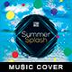 Summer Splash - Music Album Cover - GraphicRiver Item for Sale