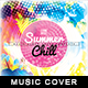 Summer Chill - Music Album Cover - GraphicRiver Item for Sale