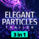 Particles Titles - VideoHive Item for Sale