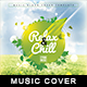 Relax & Chill - Music Album Cover - GraphicRiver Item for Sale