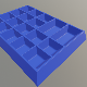 Screw organizer - 3DOcean Item for Sale