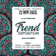 Trend Exposition | Minimalist Art Flyer - GraphicRiver Item for Sale