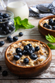 Oatmeal and Berries Breakfast - PhotoDune Item for Sale