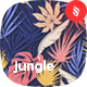 Jungle - Colorful Tropical Foliar Seamless Patterns - GraphicRiver Item for Sale