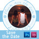 Beach style Save the Date - GraphicRiver Item for Sale