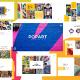 Pop Art - Business Googleslide Template - GraphicRiver Item for Sale