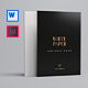 Luxury White Paper - GraphicRiver Item for Sale