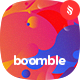Boomble - Colorful Liquid Shapes Backgrounds - GraphicRiver Item for Sale