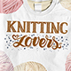 Knitting Watercolor Illustrations Collection - GraphicRiver Item for Sale