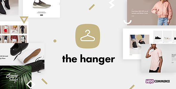The Hanger - Versatile eCommerce Wordpress Theme for WooCommerce