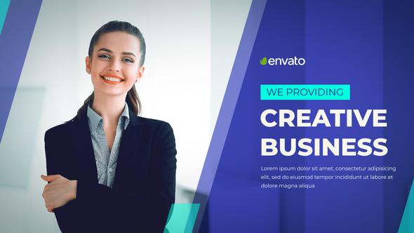 Business Creative Slideshow
