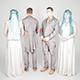 """Barton`s Corpse """"Bride Couple""""  bundle 3 - 3DOcean Item for Sale"""