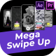 Mega Swipe Up - VideoHive Item for Sale