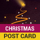 Christmas Party Post Card - GraphicRiver Item for Sale