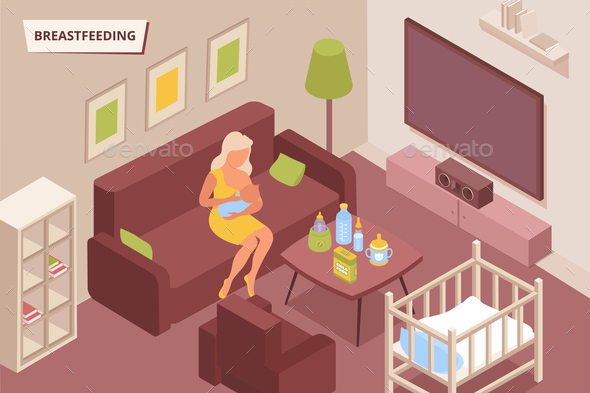 Home Breast Feeding Composition
