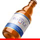 Steinie Beer Bottle Mock-up - GraphicRiver Item for Sale