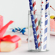 Paper Straw Mockups Set - GraphicRiver Item for Sale