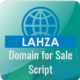 Lahza - Domain For Sale Script - CodeCanyon Item for Sale