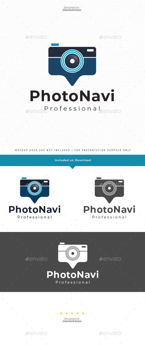 Photo Navi Logo