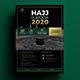 Hajj Flyer 07 - GraphicRiver Item for Sale