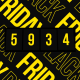 Countdown - Kinetic Cube Clock 1 Hour - VideoHive Item for Sale